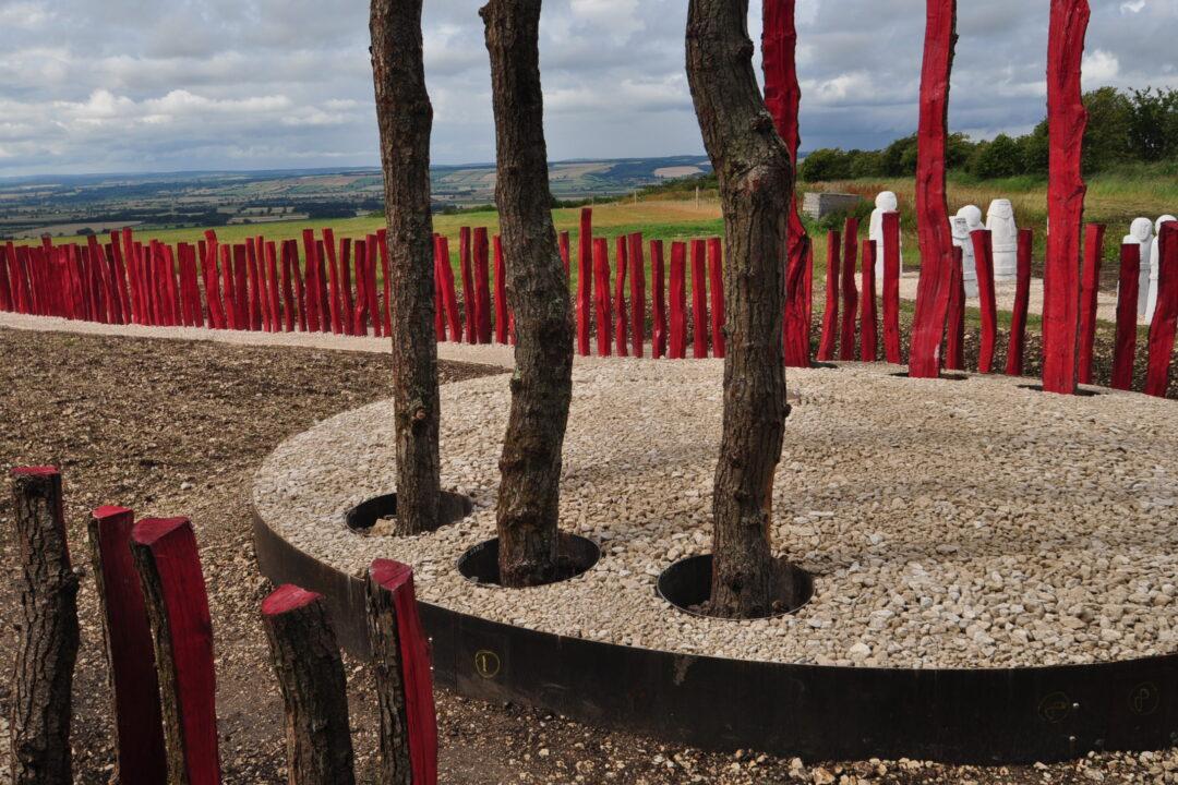 Side mound 1